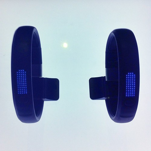 Nike+ Fuel Band #sxsw