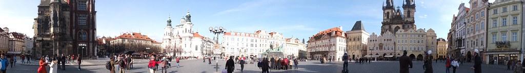 舊城廣場全景圖