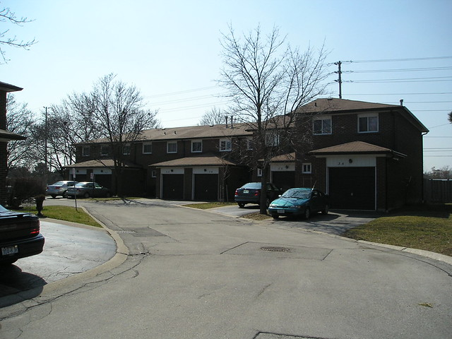 2688 Bromsgrove Rd Clarkson Mississauga Townhouse