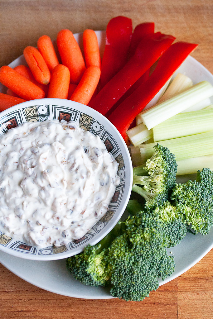 Lightened-Up French Onion Dip