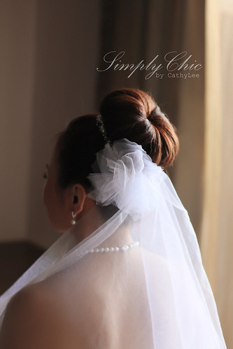 Serene ~ Wedding Day