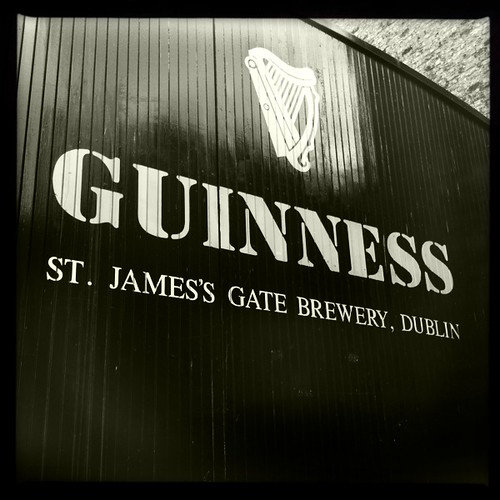 Guinness Storehouse by currtdawg