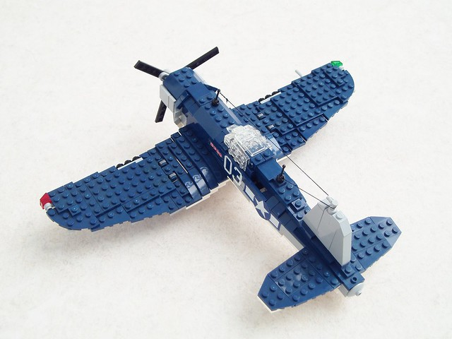 how to draw a f4u corsair
