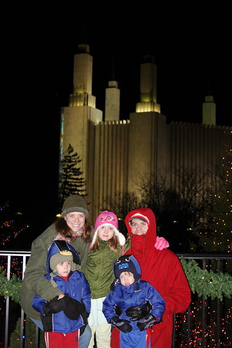 Family DC Temple Dec 2011