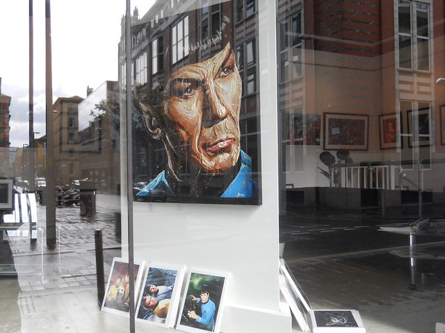 Dr Spock in Manchester