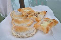 Empanadas (en mengem quasi cada dia)