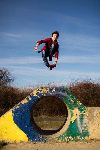 Tricky Jump.