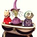 Lock,Shock,Barrel cake by debbiedoescakes
