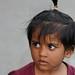 petite fillette à Jaipur