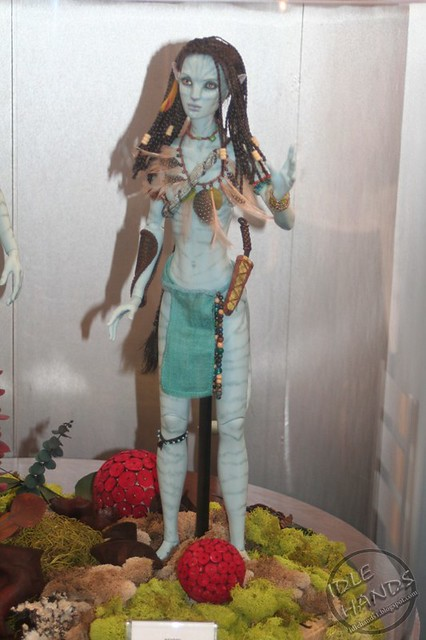 Toy Fair 2012 Tonner 155 - кукла Аватар Нейтири
