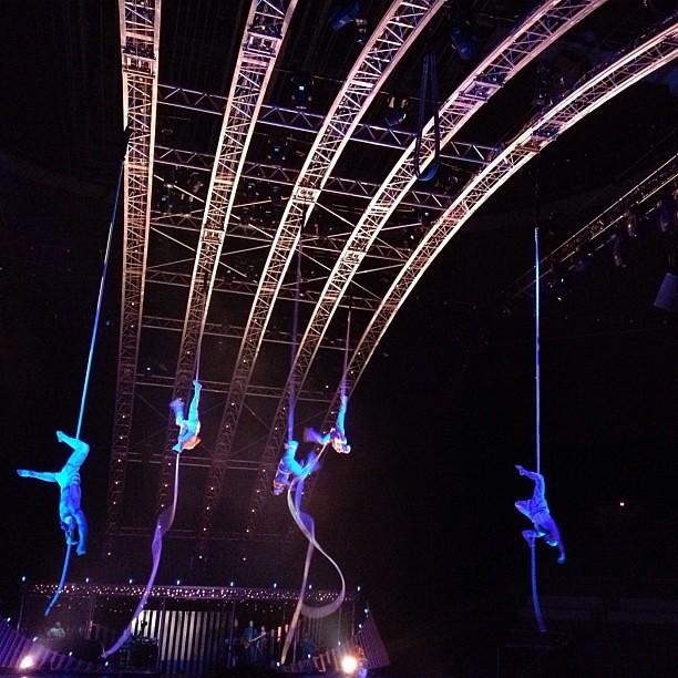 83/365+1 Amazing Acrobatics #cirquedusoleil #quidam