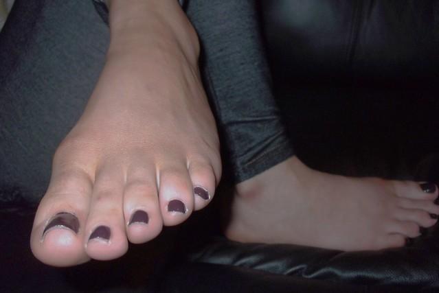 negro brianna foot fetish