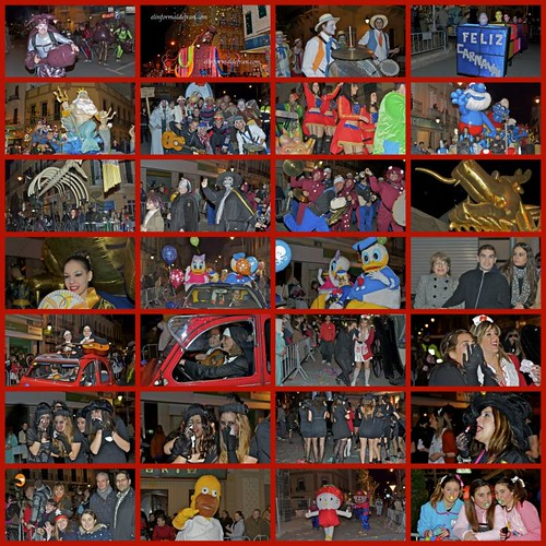 Carnaval de Melilla 2012