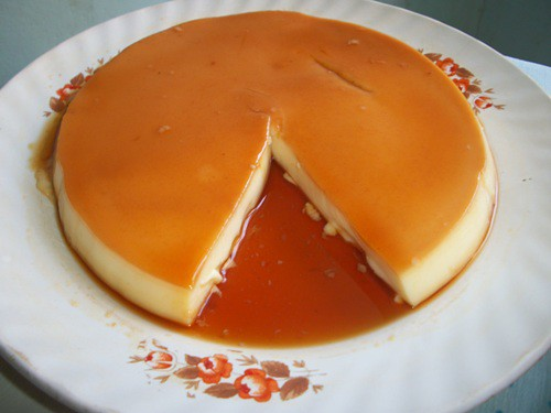 Caramel Custard / Caramel Pudding (Baked) / How to make a Perfect ...