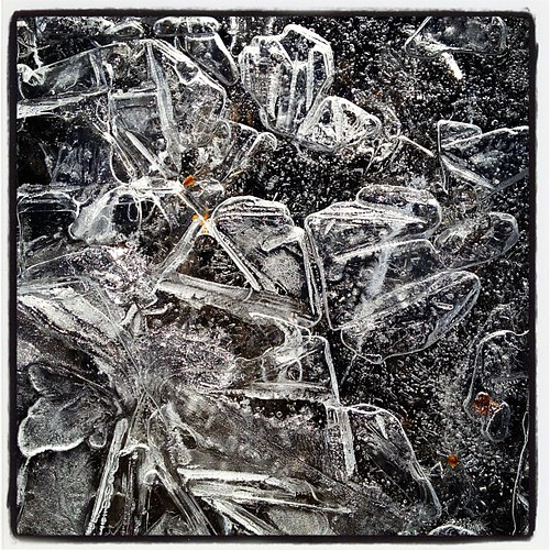 Ice on the Appalachian Trail
