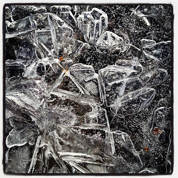 Ice on the Appalachian Trail