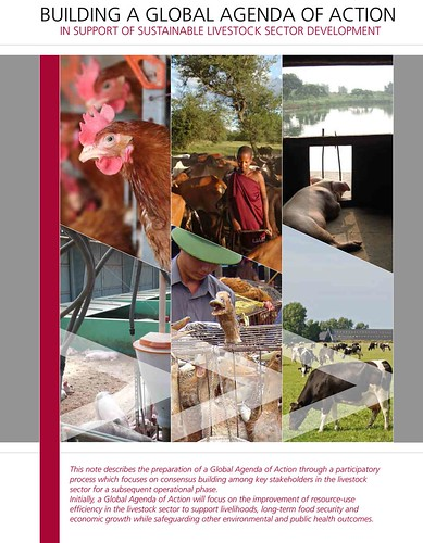 Building a Global Agenda of Action in Support of Sustainable Livestock Sector Development