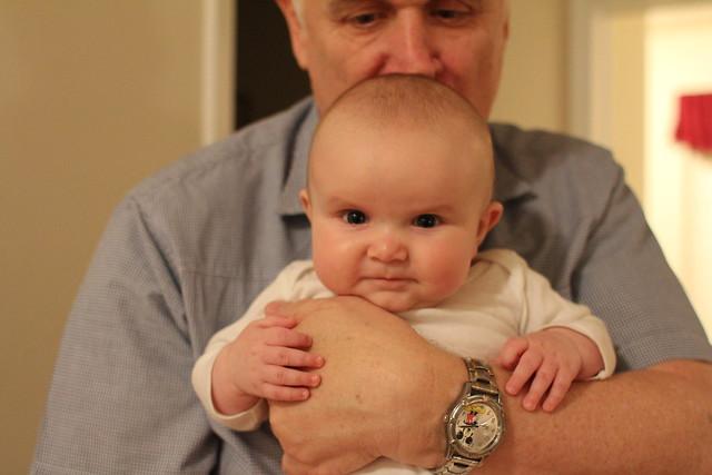 papa + henry