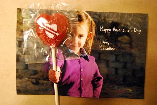 Madeline's Card