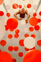 [フリー画像素材] 人物, 男性, 風船, フィリピン人 ID:201202200400