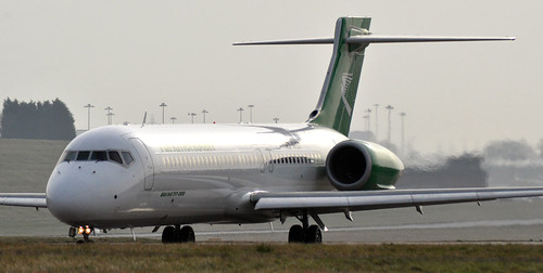 EZ-A107 Turkmenistan Boeing 717-200