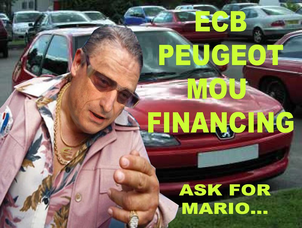 ECB PEUGEOT