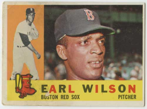 1960 Topps Earl Wilson