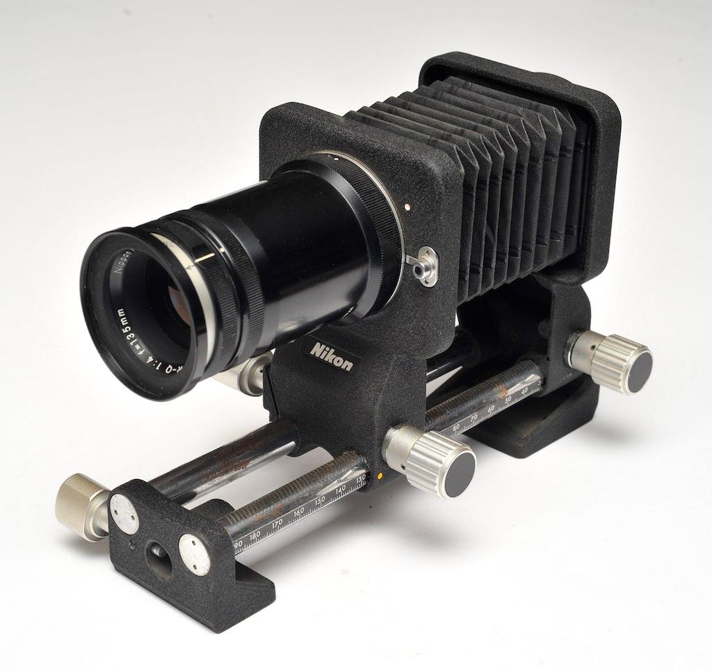 Taugen Nikon Mikroskop-Objektive zur Makrofotografie? - Netzwerk ...