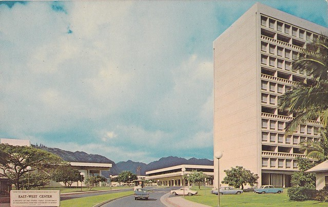 East - West Center Honolulu, Hawaii - University of Hawaii