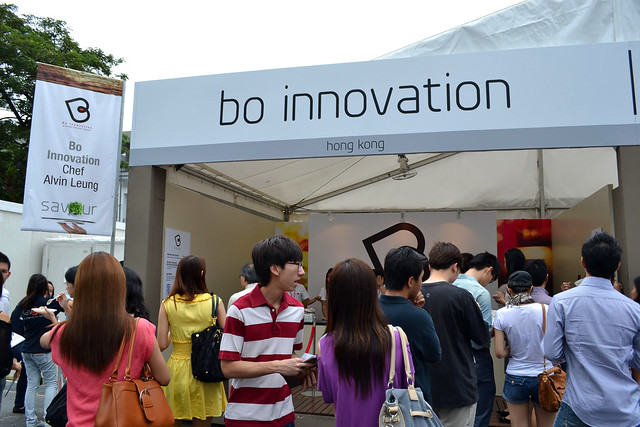 Bo Innovation, Savour 2012