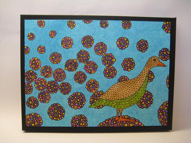Spring Goose