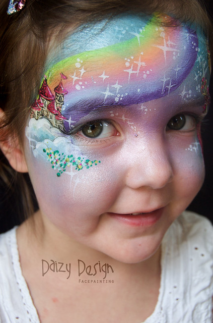 Fairy Tale Face Painting Flickr Photo Sharing