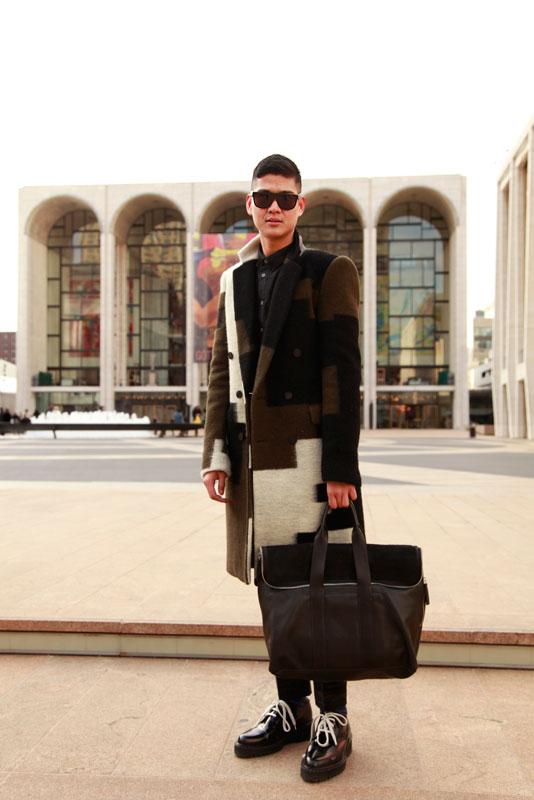 woldy_qshots street fashion style nyfw nyc