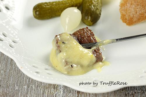 瑞士起司火鍋 Cheese Fondue-120219