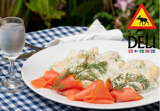 ร้านอาหารสวีเดนแห่งแรกในประเทศไทย Scan Deli สุขุมวิท 18