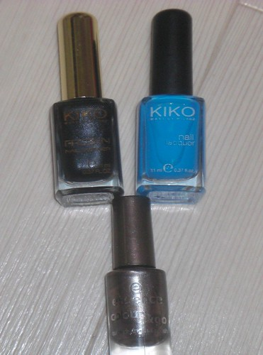 Swap with Lilwen from MUT 2 Nail Polish by KitaRei