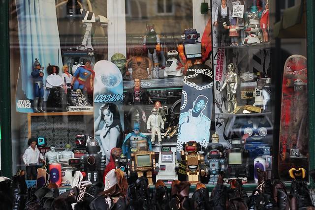 berlin, berlin şehir rehberi, berlin alışveriş notları, paul's boutique