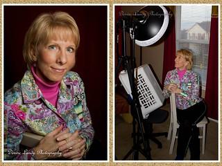 Day 50: Portrait Lighting Practice