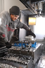machine, technician, person, machine tool, factory,