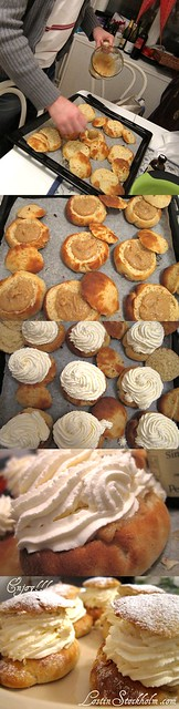 Assembling the semlor - part iii
