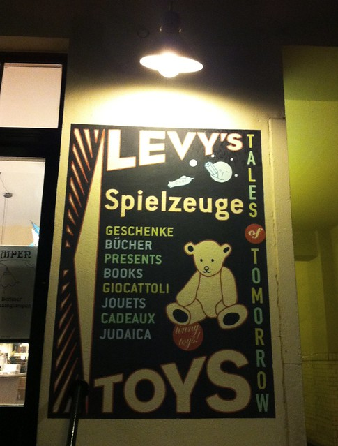 berlin, berlin şehir rehberi, berlin alışveriş notları, Levy's Contor