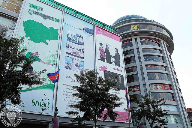 Where to buy mobile phones in Phnom Penh?