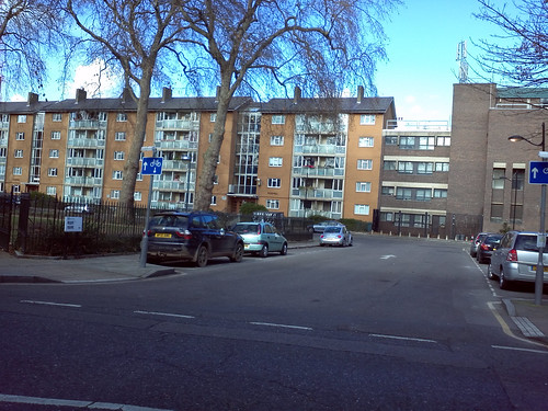 Regent Square SE corner