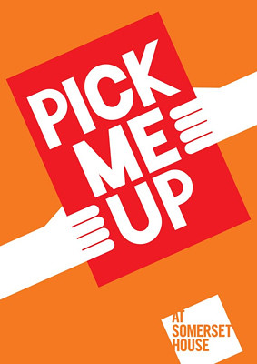 Pick Me Up at Somerset House 2012