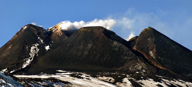 Etna, Cratere di Sud Est & Nuovo Cratere di Sud Est
