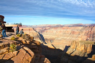 Skywalk at Grandy Canyon West Rim