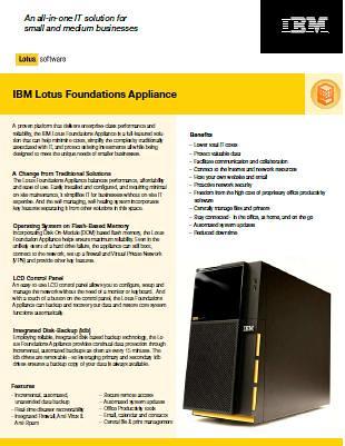 Lotus Foundations Hardware PDF