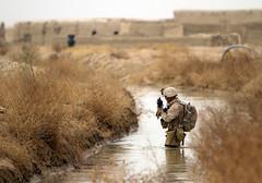 Marines sweep uncharted areas of Khan-Neshin during Operation Highland Thunder [Image 10 of 11]