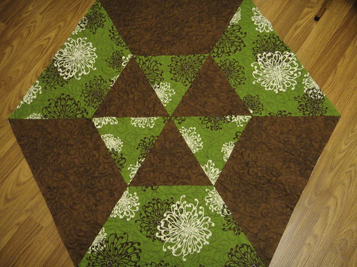 Table Topper-Quilted