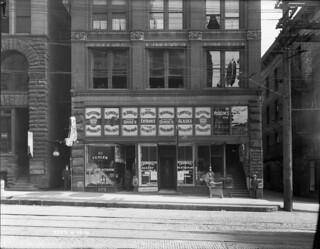 93 Yesler Way, 1916